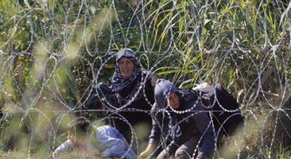 Η Ουγγαρία φτιάχνει και δεύτερο φράχτη για να εμποδίσει τους πρόσφυγες