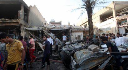 Tο ISIS αιματοκύλησε γάμο στο Ιράκ - 18 νεκροί