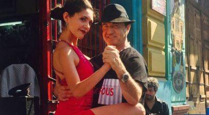 Eρωτεύτηκε στην Αργεντινή ο Λευτέρης Πανταζής (εικόνες)