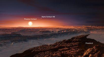 Aνακαλύφθηκε πλανήτης που μοιάζει με τη γη!