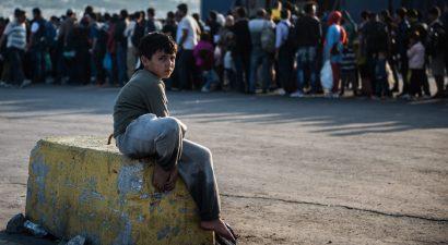 Ξεπέρασαν τις 59.000 οι πρόσφυγες στην ελληνική επικράτεια