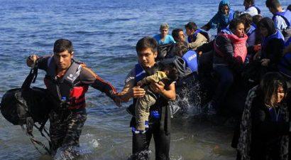 Αυξήθηκαν οι ροές προσφύγων την τελευταία εβδομάδα