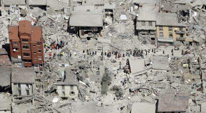 247 οι νεκροί από τον σεισμό στην Ιταλία