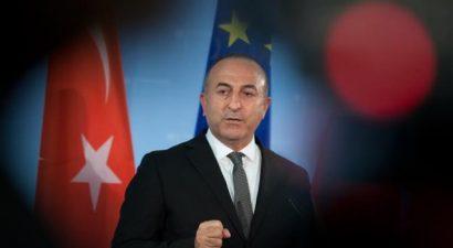 Έρχεται Αθήνα ο Τούρκος υπουργός Εξωτερικών