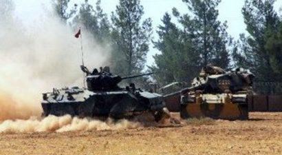 Η Τουρκία εισέβαλε στη Συρία