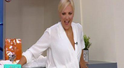 """""""Κρυφό"""" ταλέντο: Ο αισθησιακός χορός της Χριστίνας Λαμπίρη (βίντεο)"""