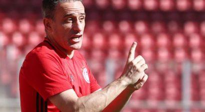 Μπέντο: «Καθόλου εύκολο το ματς στη Λάρισα»