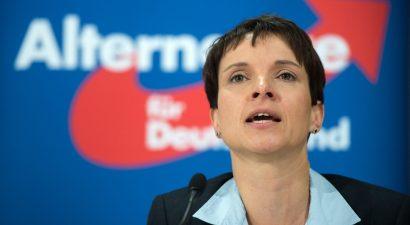 Τρίτο κόμμα το ξενοφοβικό AfD στην Γερμανία