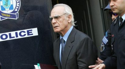"""Νέο εισαγγελικό """"όχι"""" για αποφυλάκιση Τσοχατζόπουλου"""