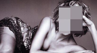 Παραμορφωμένη πλέον από τις πλαστικές διάσημη ηθοποιός (εικόνες)