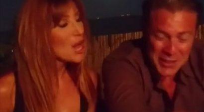 Άφωνο άφησε τον Χολίδη η Χατζηβασιλείου: Ακούστε τη να τραγουδάει (βίντεο)