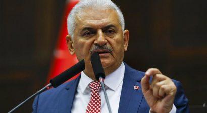 Ο Τούρκος πρωθυπουργός απειλεί την Ε.Ε.: H Άγκυρα έχει πάντα εναλλακτικές
