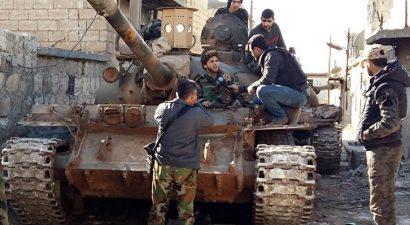 Συρία: Ξεκίνησαν ξανά οι εχθροπραξίες στο Χαλέπι