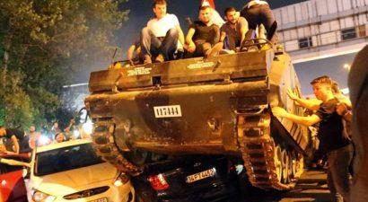 Τουρκία: Ξεπερνούν τις 35.000 οι συλλήψεις για το πραξικόπημα