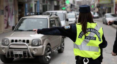 Εξάωρη ταλαιπωρία γα τους οδηγούς την Κυριακή- Ποιοι δρόμοι κλείνουν