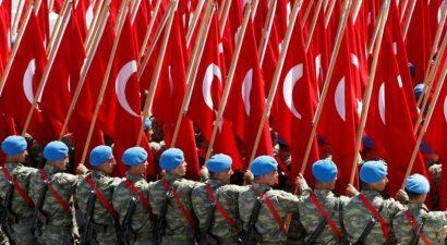 Συνελήφθησαν 40 Τούρκοι στρατιωτικοί  ως πραξικοπηματίες