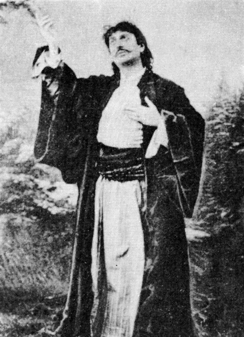Ο ηθοποιός Διονύσιος Ταβουλάρης