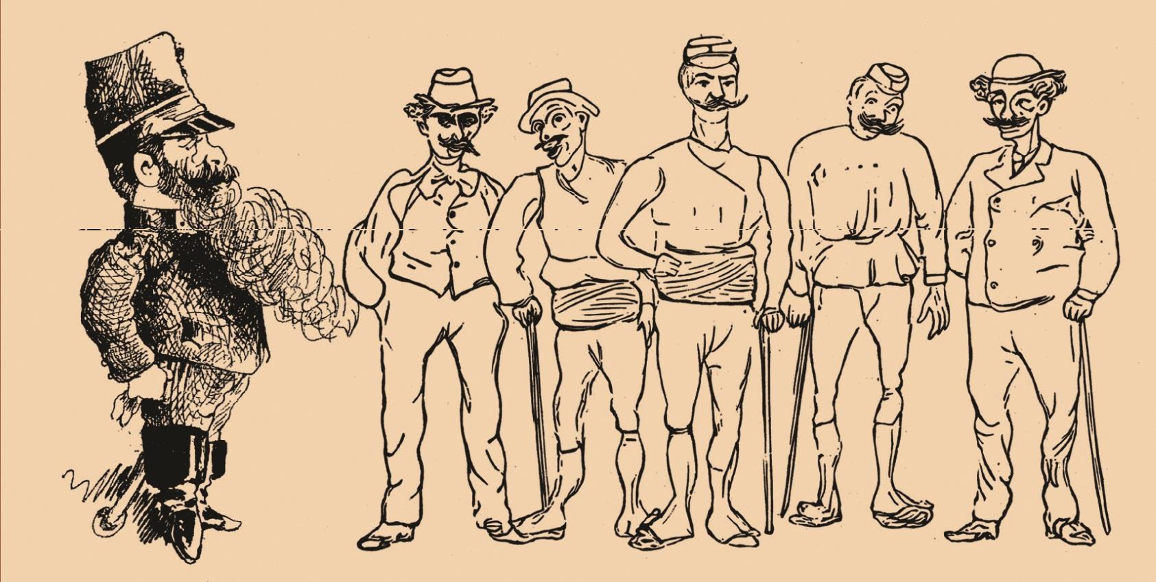 Ο Μπαϊρακτάρης και απέναντί του τα κουτσαβάκια και οι μάγκες…