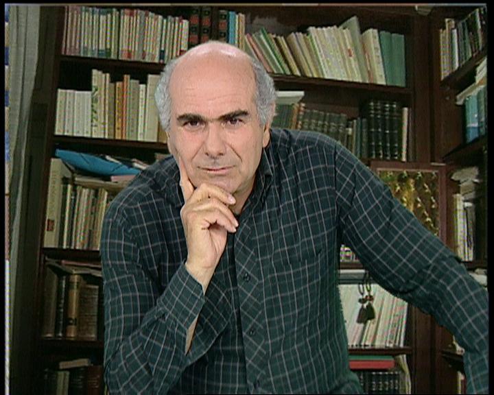 Ο συγγραφέας Τάσος Κοντογιαννίδης