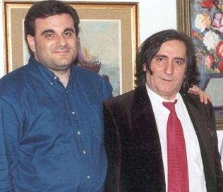 """Νίκος Γιαννουκάκης, Ευάγγελος Ανδρέου, η """"ψυχή"""" του Συνεδρίου """"Βυζαντινός Μουσικός Πολιτισμός"""""""