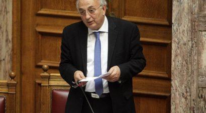 Γ. Αμανατίδης: Καμπάνα αφύπνισης της Ευρώπης από την Ιταλία
