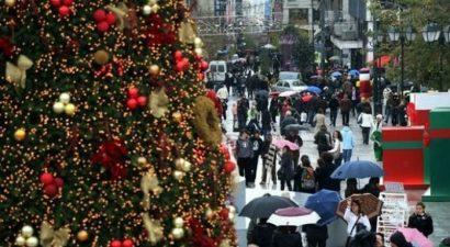 Πότε και ποιες ώρες θα είναι ανοιχτά τα μαγαζιά τις ημέρες των εορτών