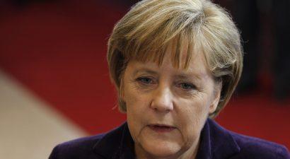 """""""Καρφιά"""" Μέρκελ σε Ντράγκι για το ευρώ"""