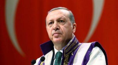 Χωρίς όρια το θράσος Ερντογάν: Η Τουρκία θα παραμείνει για πάντα στην Κύπρο