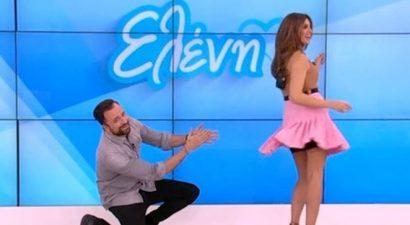 O σέξι χορός της Τσιμτσιλή στη Μενεγάκη έκανε αποκαλύψεις (βίντεο)
