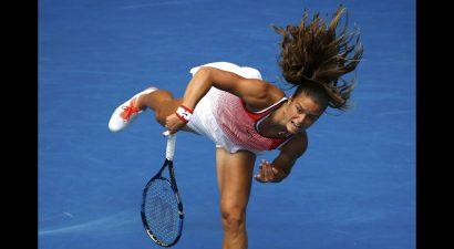 Μπράβο Μαράκι! Νίκη της Σάκκαρη στο Αυστραλιανό Open και συνεχίζει!