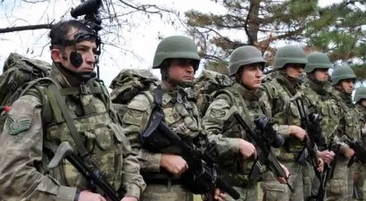 Συνελήφθησαν 243 Τούρκοι στρατιωτικοί  από το καθεστώς Ερντογάν
