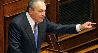 Πέθανε σε ηλικία 63 ετών ο πρώην υπουργός της Ν.Δ., Βαγγέλης Μπασιάκος