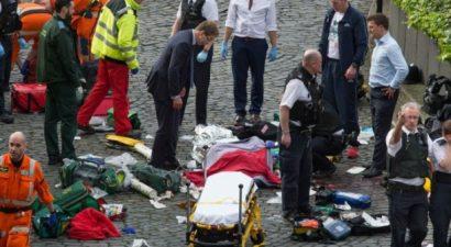 Ρωσικός Τύπος: H τρομοκρατική επίθεση στη Βρετανία  θα επηρεάσει τις  εκλογές στην Ευρώπη