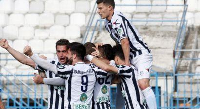 Football League: «Διπλό» στον Εύοσμο και μόνος πρώτος ο Απόλλωνας