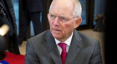 «Ναι» σε μία Ευρώπη πολλών ταχυτήτων διακυβέρνησης, λέει ο Σόιμπλε