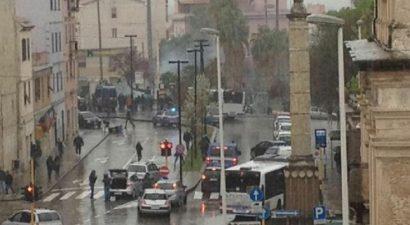 Επεισόδια με τραυματίες στη Σαρδηνία