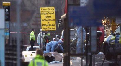 Πέντε οι νεκροί από το τρομοκρατικό χτύπημα στο Λονδίνο - Συνελήφθησαν εφτά ύποπτοι