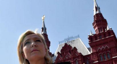 Γιατί πήγε η Λεπέν στη Μόσχα- Tι ζήτησε από Πούτιν