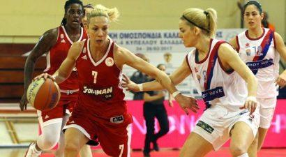 Το Κύπελλο Ελλάδας στα κορίτσια του Ολυμπιακού!
