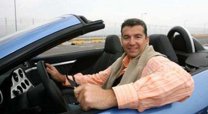 Γιώργος Λιάγκας: Τι δήλωσε για τη φωτιά που ξέσπασε στο αμάξι του