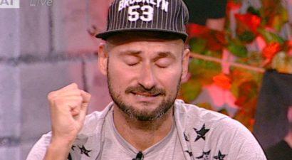 Το κλάμα το έχει στο τσεπάκι ο Πάνος Αργιανίδης (βίντεο)