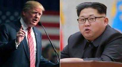 Tραμπ: Πιθανός ένας πόλεμος με τη Βόρεια Κορέα