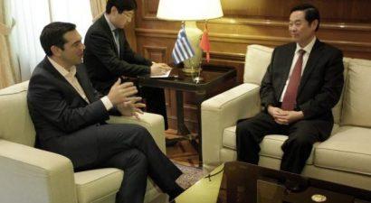 Και επίσημα ξεκίνησε το Έτος Ελλάδας - Κίνας το 2017