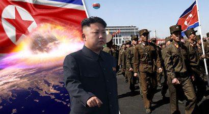 Νέες απειλές Κιμ: Θα διαλύσουμε τη Γη με πέντε εκατομμύρια πυρηνικές βόμβες