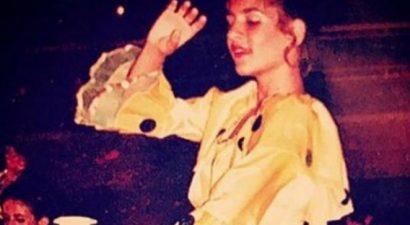 Aπό μικρή το είχε η πιο σέξι Ελληνίδα ηθοποιός