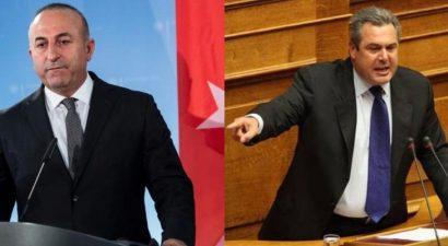 Eπιμένουν οι Τούρκοι: Απαράδεκτο να λέει ο Καμμένος ότι είναι ελληνικό το Αγαθονήσι