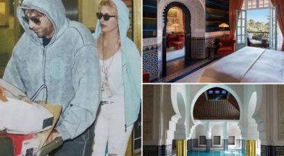 Σε σουίτα 2.800 ευρώ τη βραδιά στο Μαρόκο η Ελένη Μενεγάκη (εικόνες)