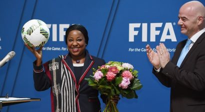 Φατμά Σαμουρά: Αυτή είναι η νέα επίτροπος της ΕΠΟ!