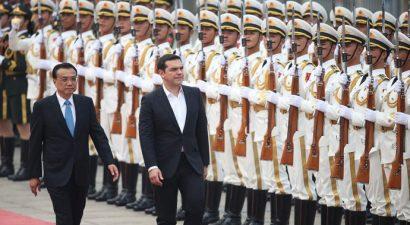 Στην Κίνα για επαφές ο Τσίπρας το διήμερο 14-15 Μαΐου