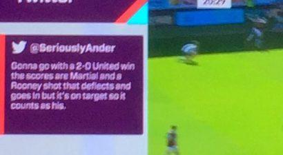 Έπεσε το Twitter! Πρόβλεψη μέχρι τελευταίας λεπτομέρειας του αγώνα Μπέρνλεϊ - Μάντσεστερ!